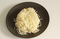 低加水ストレート麺