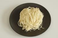低加水ストレート玉子麺
